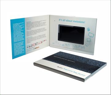 Bindinc   A5 VideoBox met 4.3 inch beeldscherm