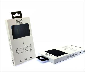 CLCKR   Video Brochure met LCD beeldscherm en beweegsensor
