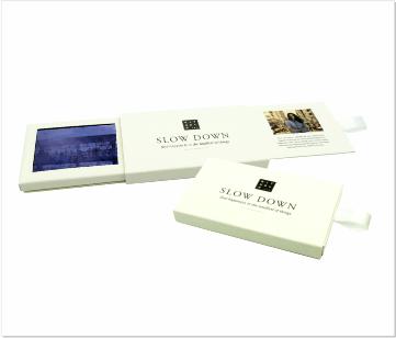 Rituals   Video Pocket met LCD beeldscherm